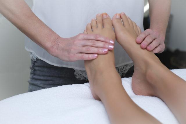 Voetreflex Neomah Massage